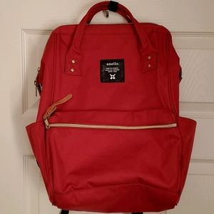 Anello Backpack Coral Rust